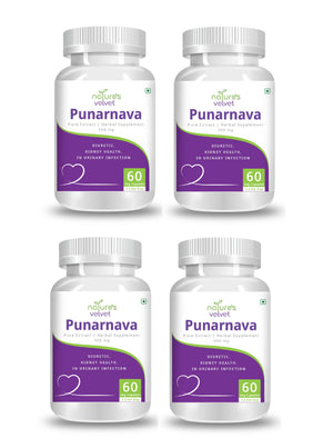 Punarnava Pure Extract - Herbal And Natural For Kidney Health