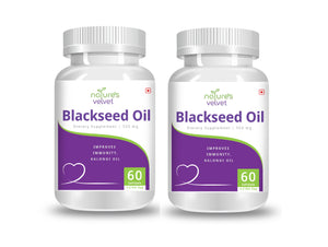 Blackseed/Kalonji Oil For Better Immunity