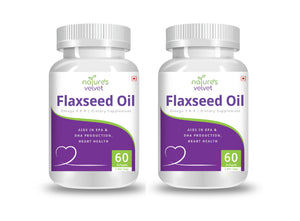 Flax Seed Oil With Omega 3,6,9