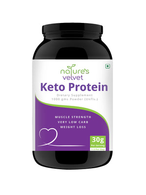 Keto Protein - Dietary Supplement