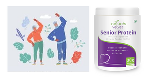Senior Protein - Senior Citizens Wellness