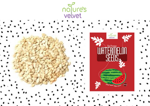 Watermelon Seeds, Raw and Premium, 250g