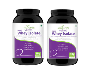Whey Protein Isolate Powder - BiPro Manufactured in USA - 400 GMS