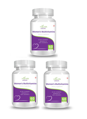 Multi Vitamin For Every Women's Wellness