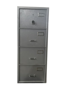 Class B Plus - 4 Drawer - SCEC Approved Security Container