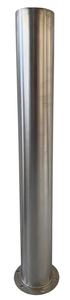 Stainless Steel Bollard - Medium