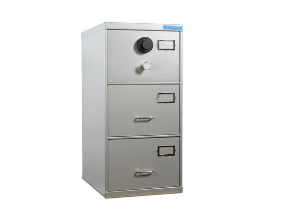 Class B - 3 Drawer - SCEC Approved Security Container