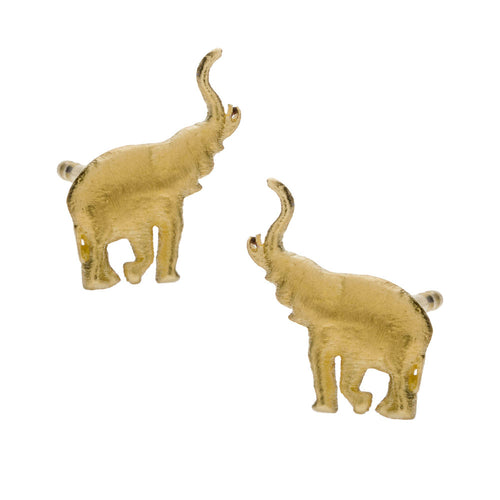 Elephant Conservation Stud Earrings