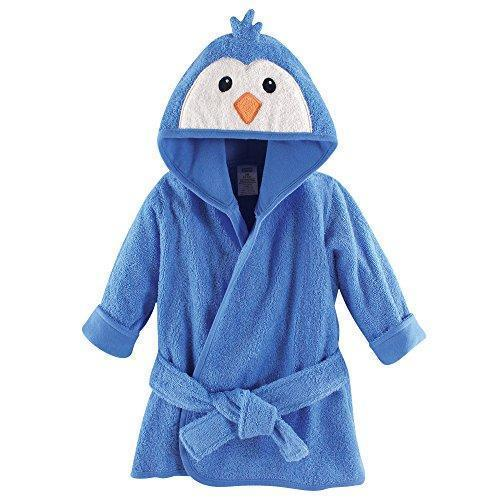 Luvable Friends Animal Hooded Penguin