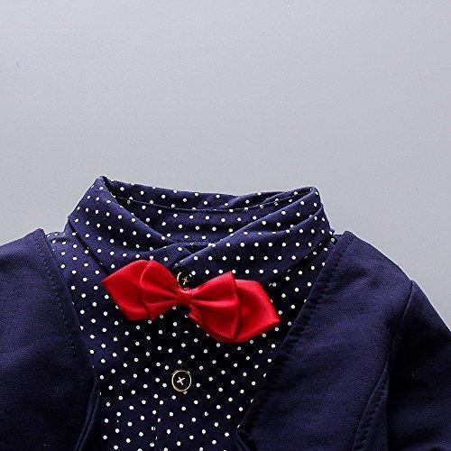 Clothes Toddler Outfits Infant Tuxedo