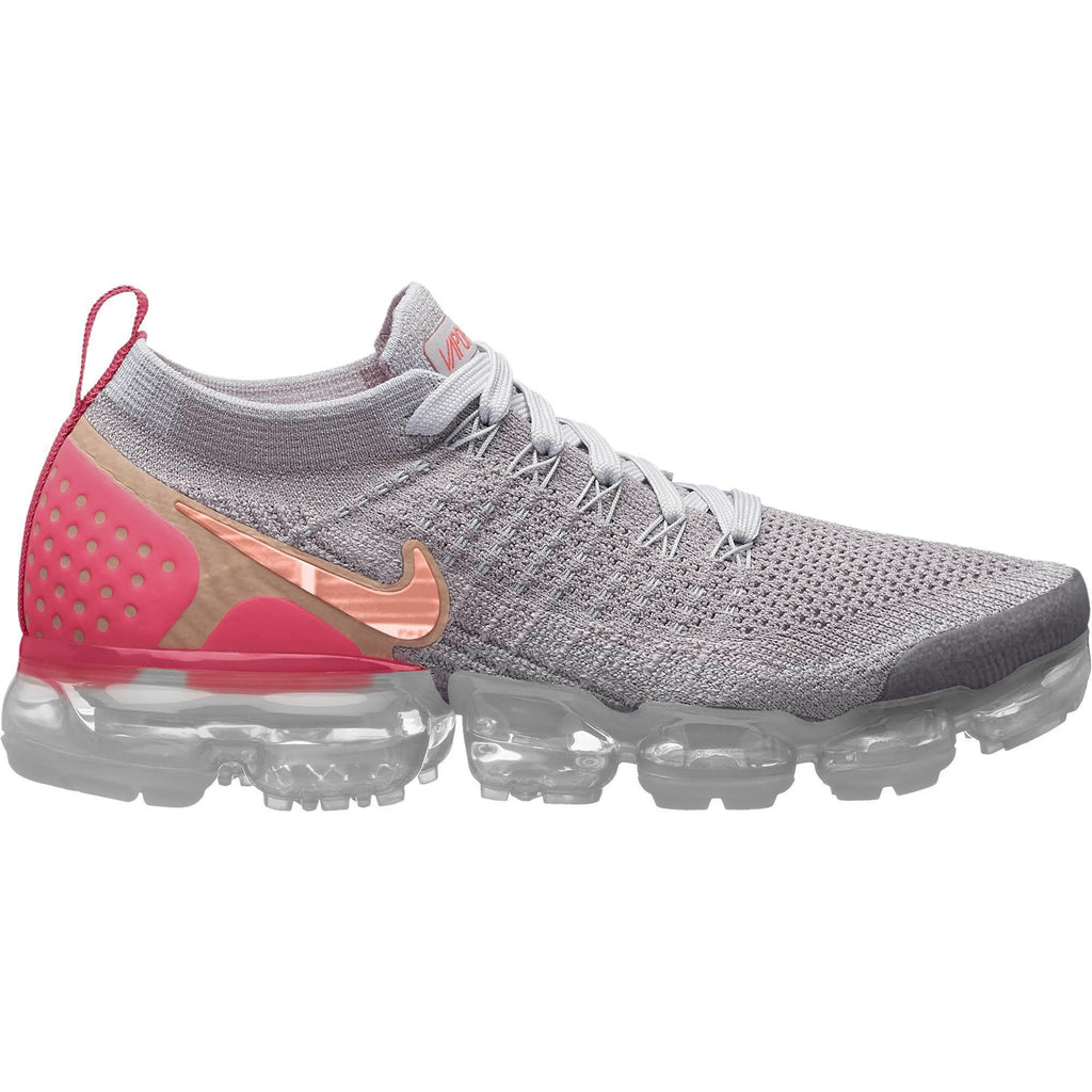 6fe0fcfb54c Air VaporMax Flyknit 2 - Womens Running Shoes Atmosphere Grey 942843-005
