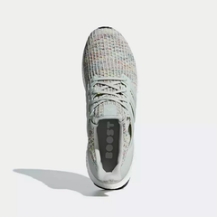 Ultra Boost - Mens Running Shoes - Ash Silver