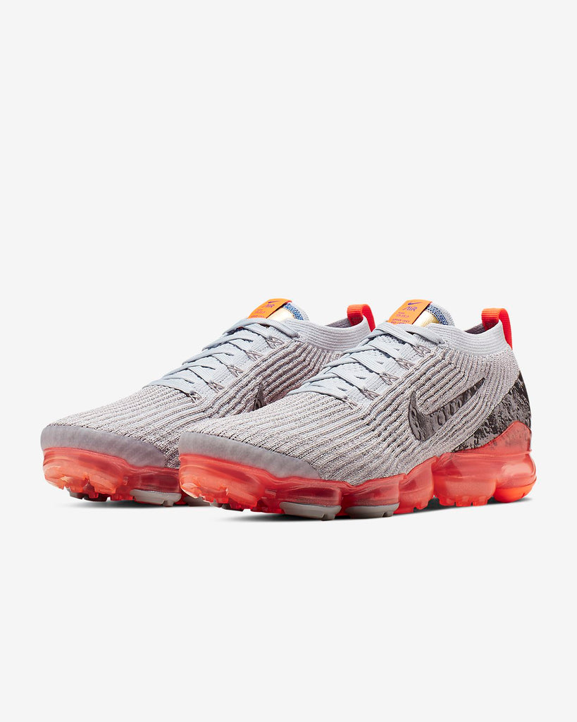 Nike Air VaporMax Flyknit 3 Atmosphere Grey/Pure Platinum/Hyper Crimson/Reflect Silver