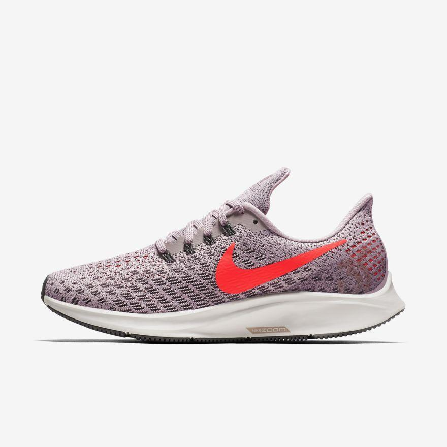 Air Zoom Pegasus 35 - Womens Running Shoes Particle Rose 942855-602