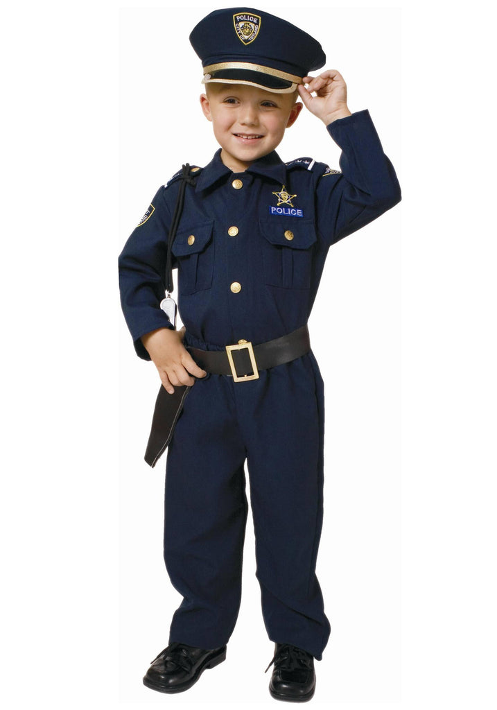 Dress Up America Award Winning Deluxe Police Dressup Costume Set Large