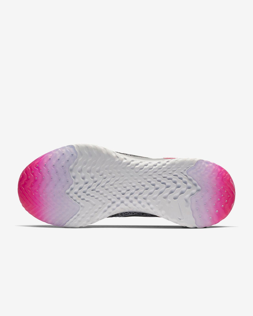 Nike Epic React Flyknit 2 Grey Pink Women