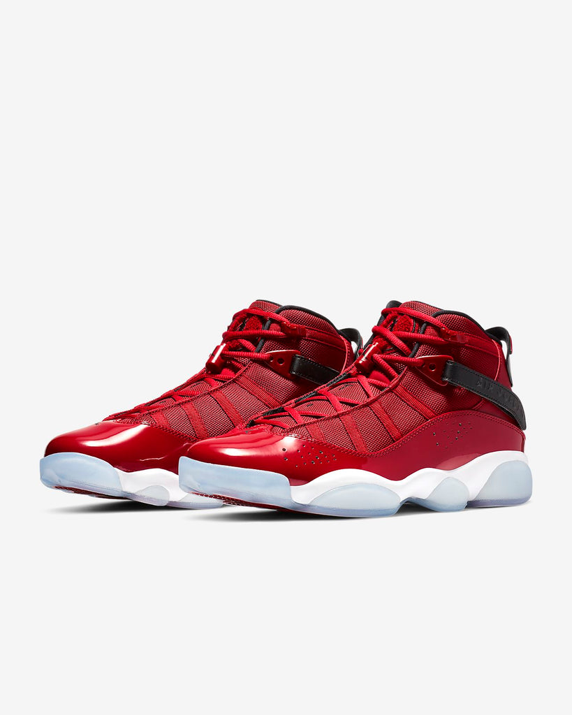 Jordan 6 Rings Gym Red/White/Black Men's Shoe 322992-601