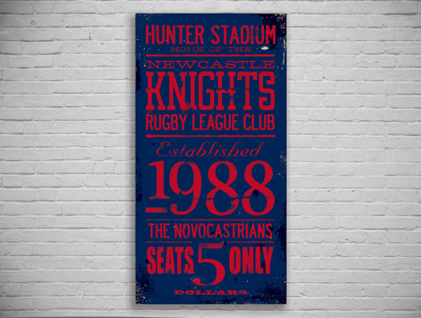 Knights Turnstyle Canvas Print