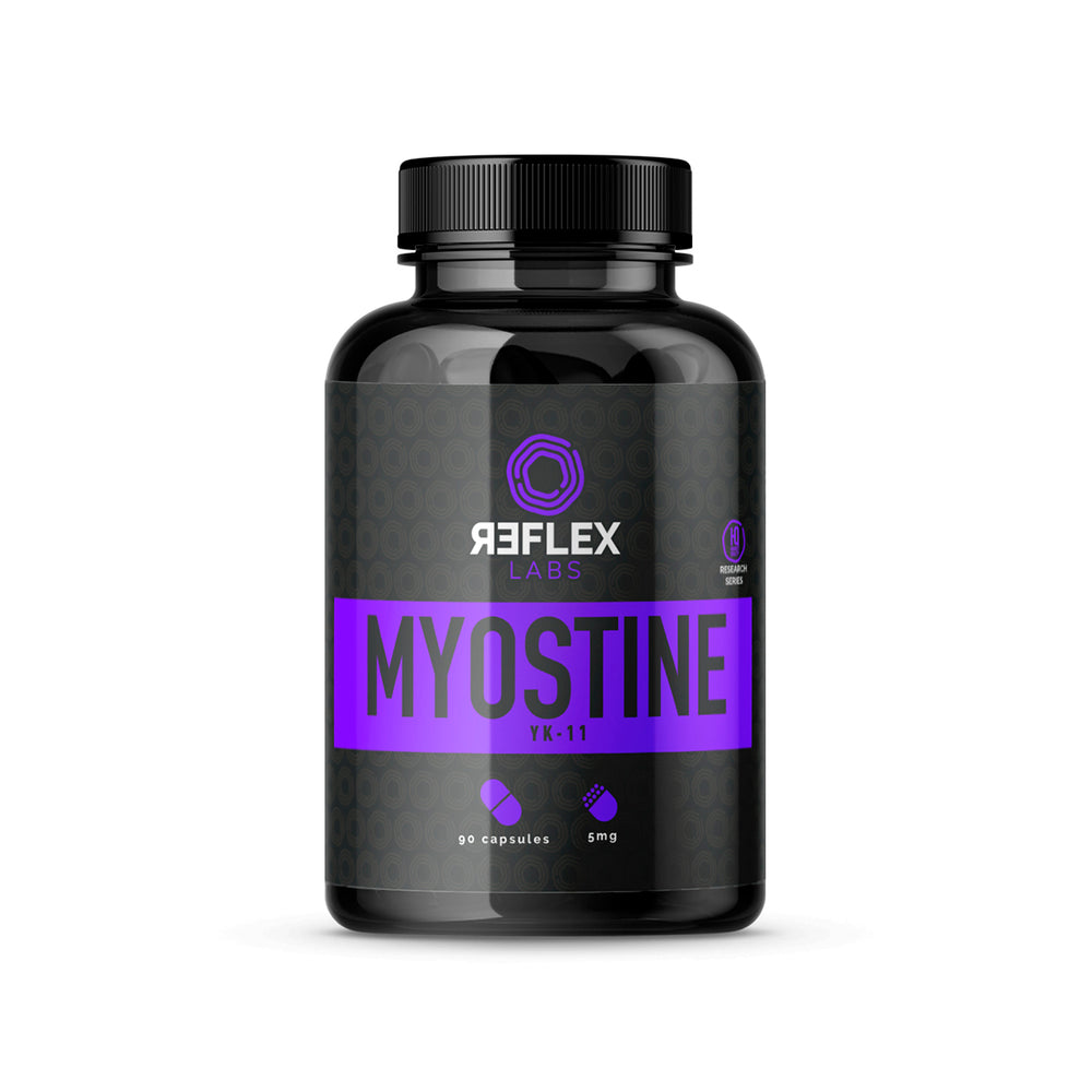 Bodybuilt Labs YK-11 Myostine 5mg 90 Capsules-SarmsStore UK Sarms for sale
