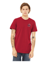 Canvas red front K9 Protectors - Jersey Short Sleeve Tee