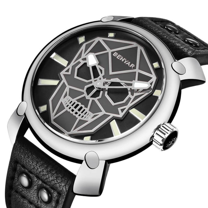 Benyar Faverini - Skull Watch