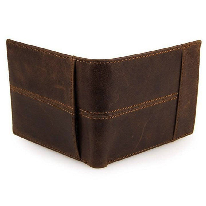BesToNow Outwear Bi-Fold Leather Wallet