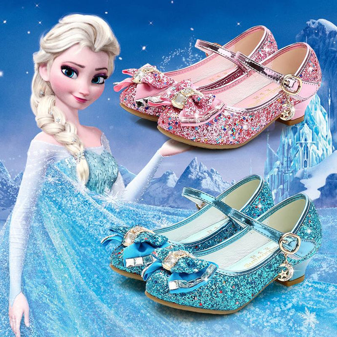 2019 Autumn New Princess Shoes For Girl Kids