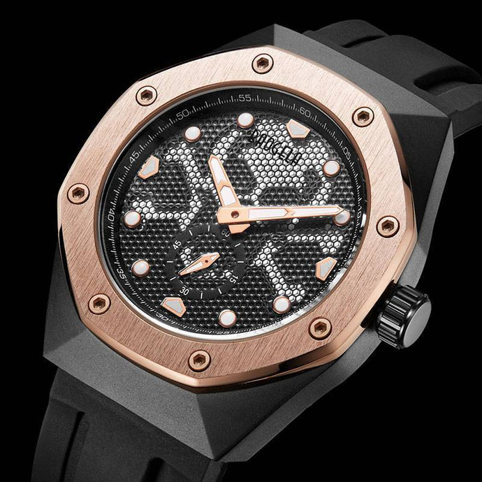Barsotti Matrica-X Skull Watch