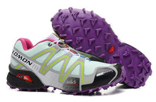Load image into Gallery viewer, bestonow Hiking Grey-Purple / US5/EU36 (  FREE SHIPPING 46%OFF)*Women's Outdoor Trail Running Climbing Sport Shoes