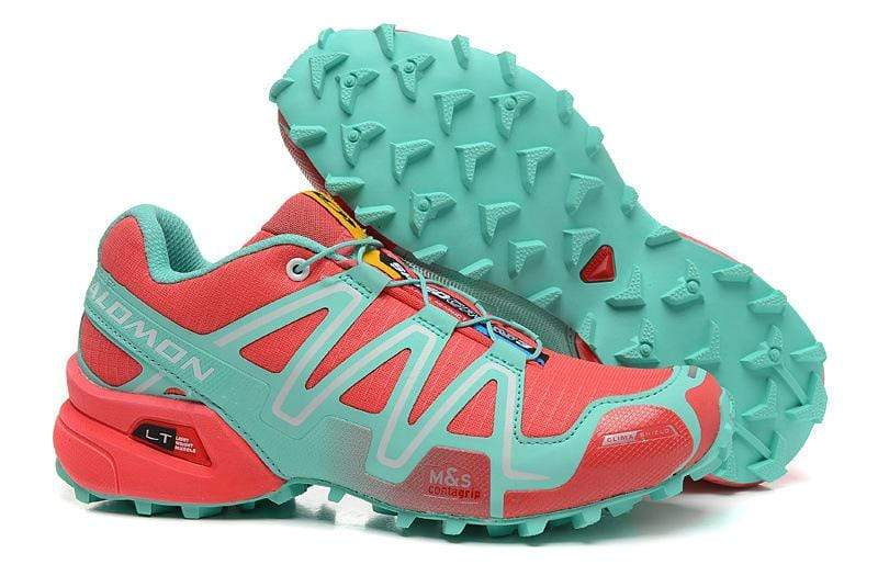 bestonow Hiking Ruby / US5/EU36 ( Today 45%OFF)*NEW* Outdoor Trail Running Climbing Hiking Shoes