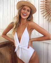 Load image into Gallery viewer, bestonow Swimwear 2019 Sexy Swimsuit Women Swimwear One Piece Bodysuit