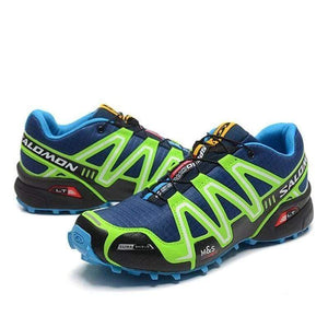 gokoy Hiking Blue-2 / US7.5/EU40 (FREE SHIPPING 70%OFF)2019 Men's Outdoor Trail Running Climbing Sport Shoes【New Colors!!】