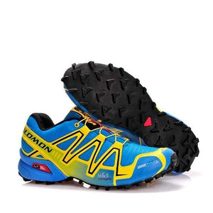 gokoy Hiking Blue-3 / US7.5/EU40 (FREE SHIPPING 70%OFF)2019 Men's Outdoor Trail Running Climbing Sport Shoes【New Colors!!】