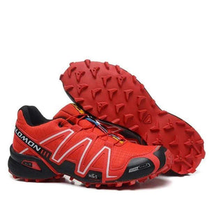 gokoy Hiking Red / US7.5/EU40 (FREE SHIPPING 70%OFF)2019 Men's Outdoor Trail Running Climbing Sport Shoes【New Colors!!】