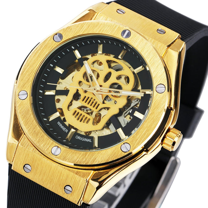 T- WINNER Phantomus - Skull Watch