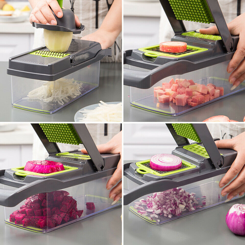 7 In1 Vegetable Cutter