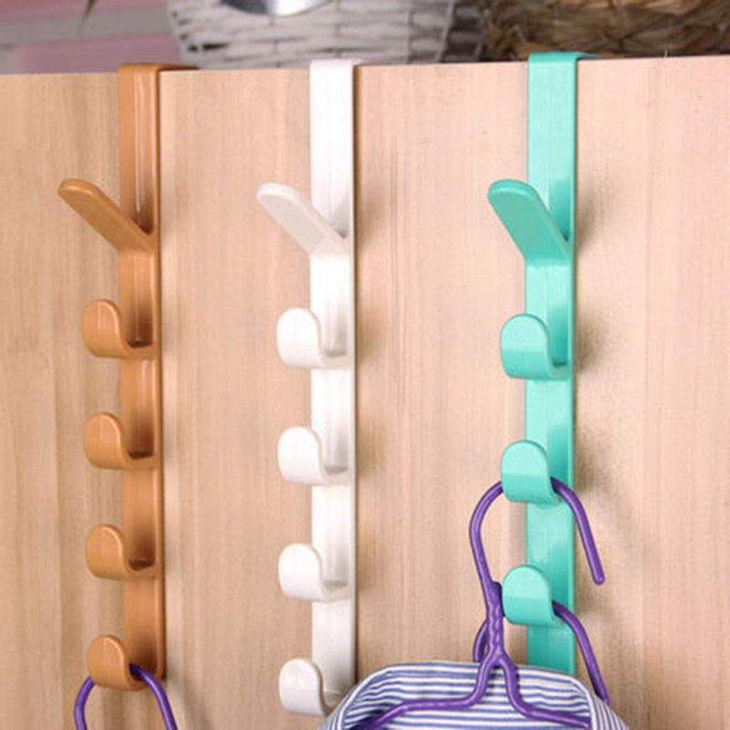 Door hanger rack
