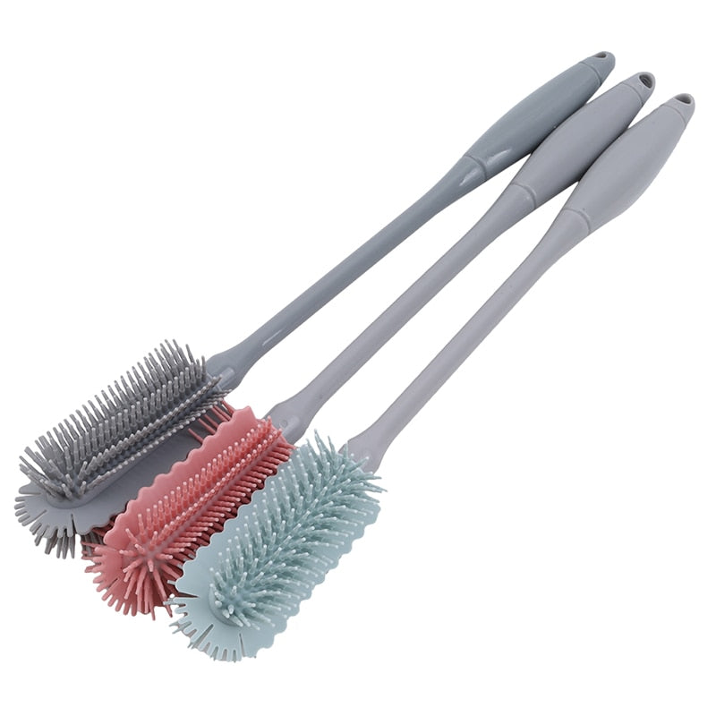 Soft Rubber Cup Brush