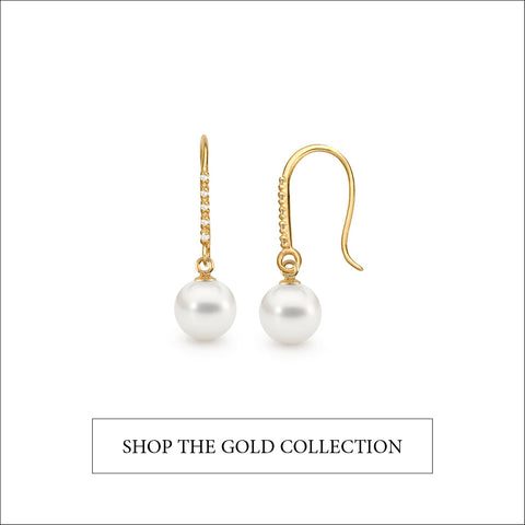 Shop Atlas Pearls gold collection