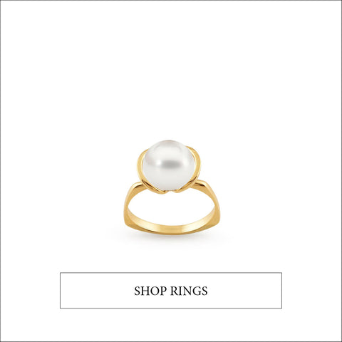 Shop Atlas Pearls ring collection