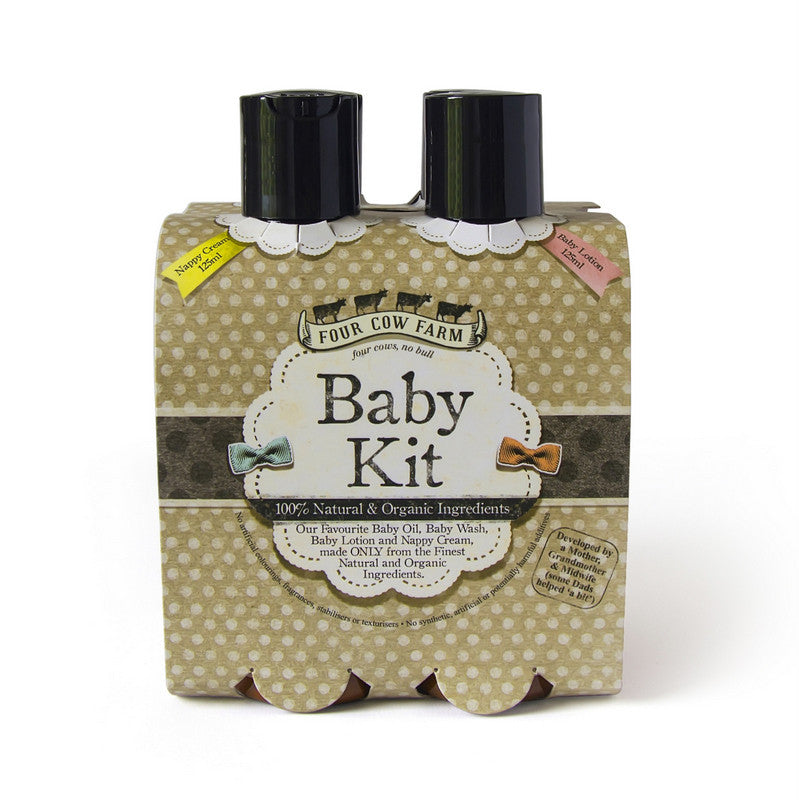 Four Cow Farm Baby Kit
