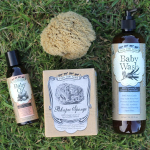 Bath Time Bundle-Kits & Gift Packs-Handcrafted Skincare-100% Natural and Organic Foodgrade Ingredients-Four Cow Farm Australia