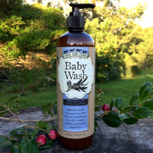 100% Natural Baby Wash 485ml / 16.39 fl.oz-Wash & Cleansers-Handcrafted Skincare-100% Natural and Organic Foodgrade Ingredients-Four Cow Farm Australia
