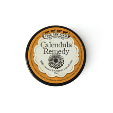 Calendula Remedy Balm (Small) 50g-Balm-Handcrafted Skincare-100% Natural and Organic Foodgrade Ingredients-Four Cow Farm Australia