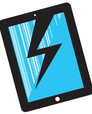 Front Screen & LCD Repair Services for iPad 4th Gneration