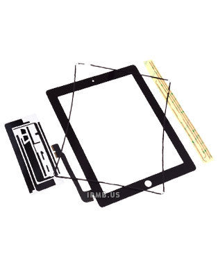 Digitizer - Adhesive & Bezel Set