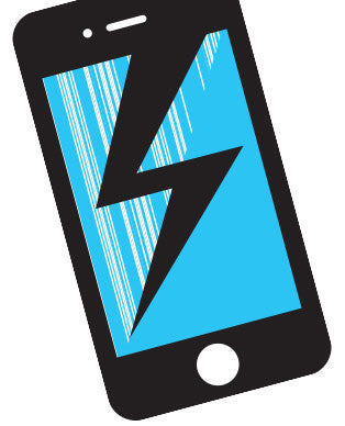 Front Screen Repair Service for iPhone 4S