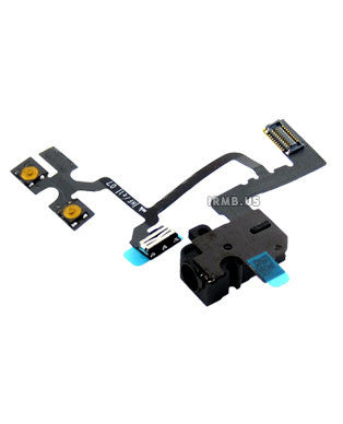 Audio Jack, Volume, Silent Switch Flex Cable