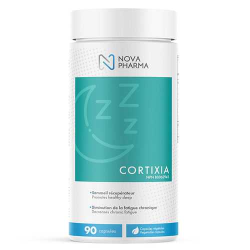 Cortixia formule anti-stress, 90 caps
