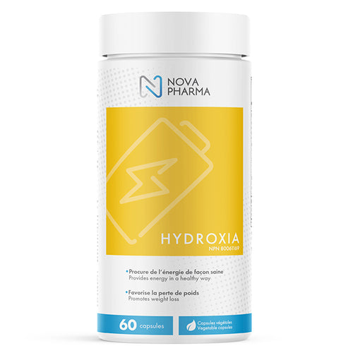 Hydroxia Energy Supplement, 650 mg, 60 caps